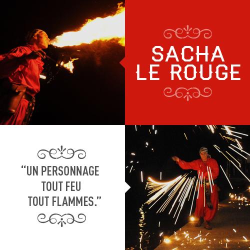 Sacha le Rouge