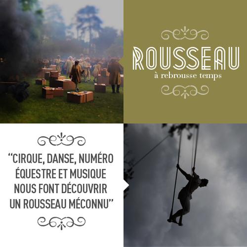Rousseau à Rebrousse-Temps