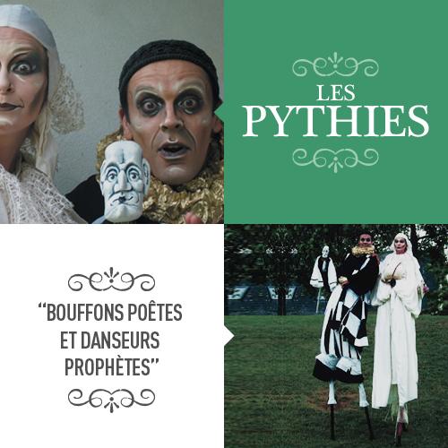 Les Pythies